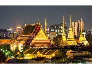 Wat Pho , Bangkok, TAILANDIA