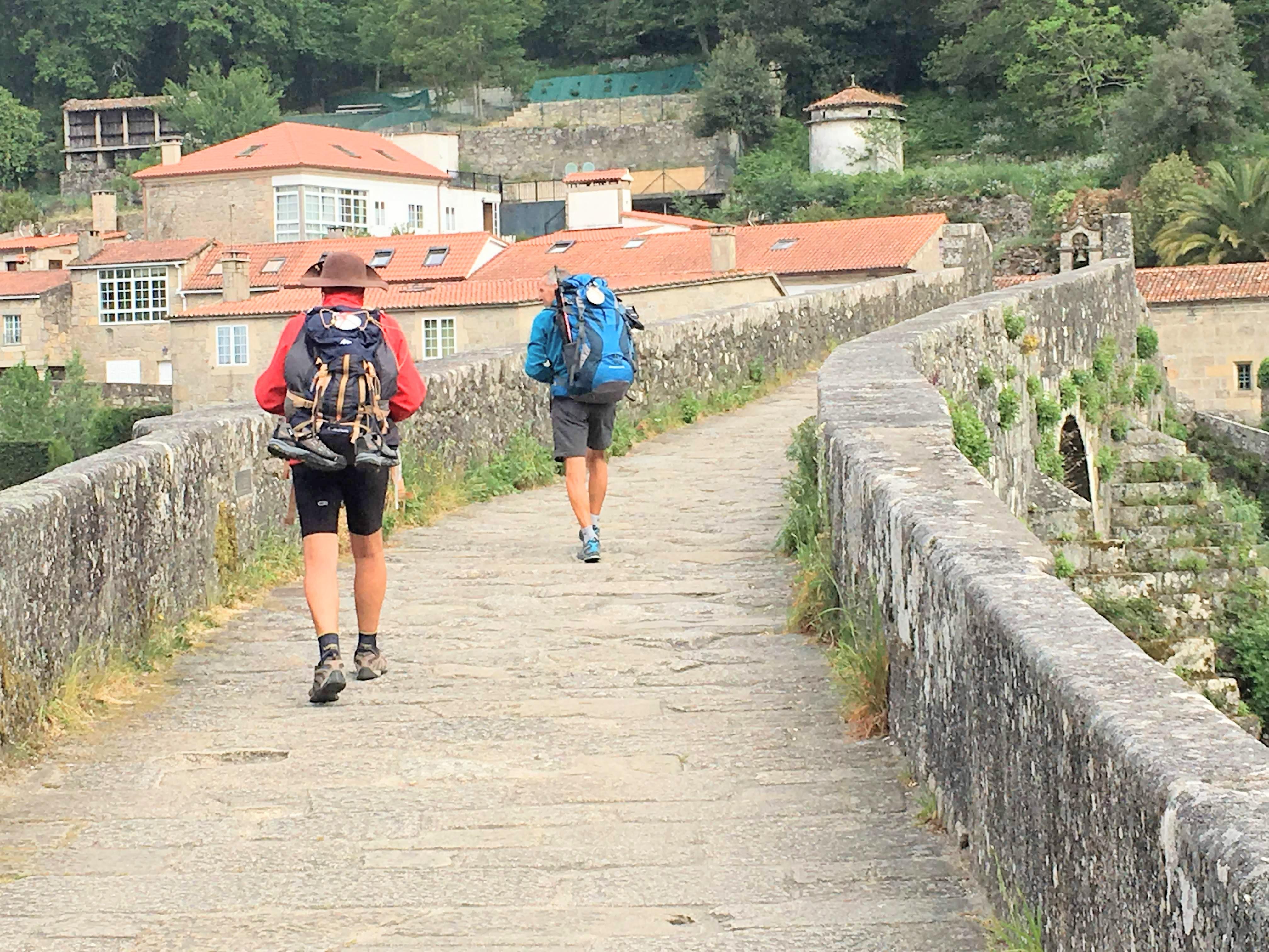 Beneficios Psicologicos de hacer el Camino de Santiago